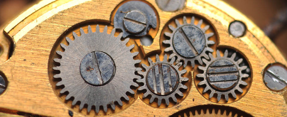 Tools for Finances: Precisely Meshing Gears